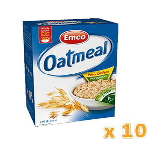 EMCO - Expres Oat Meal Natural (Case of 10) - Sanadeeg