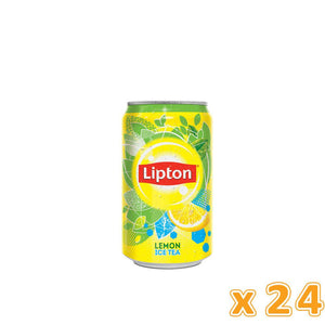 Lipton Ice Tea - Lemon (24 X 320 ml) - Sanadeeg