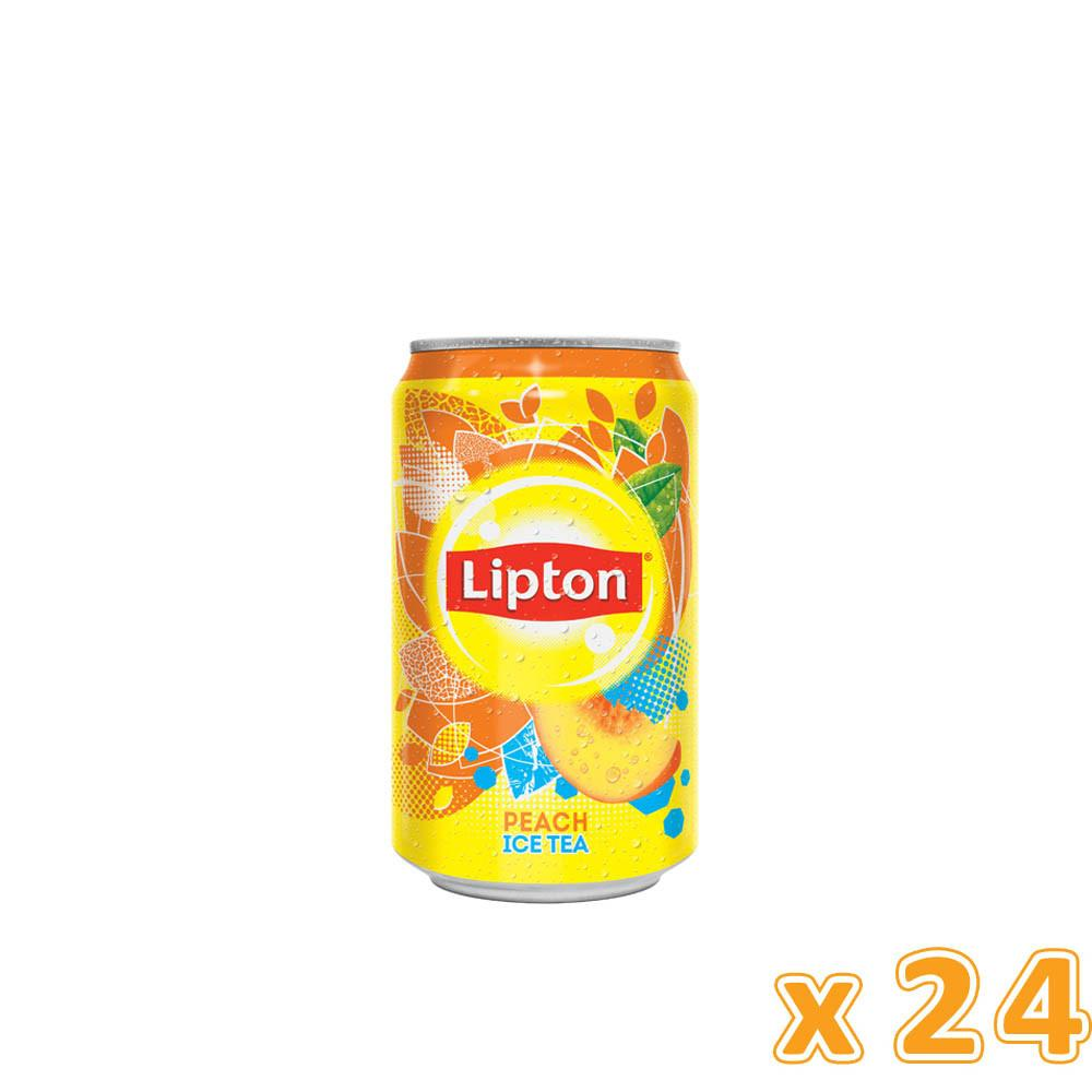 Lipton Ice Tea - Peach (24 X 320 ml) - Sanadeeg