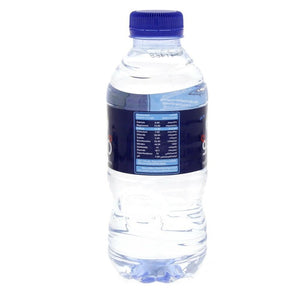 Al Ain Bottled Drinking Water Zero Sodium (24 x 330 ml) - Sanadeeg