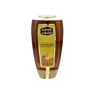 Al Shifa Natural Honey Squeeze Bottle (400 gm) - Sanadeeg