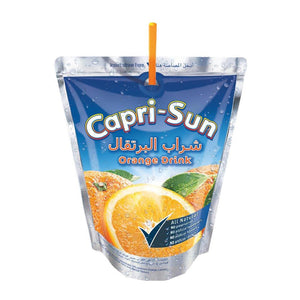 Capri Sun Orange Drink (10 X 200  ml) - Sanadeeg