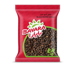 BAYARA BLACK PEPPER WHOLE (200 gm) - Sanadeeg