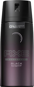 Axe Black Night Deo Spray (2X150 ml) - Sanadeeg