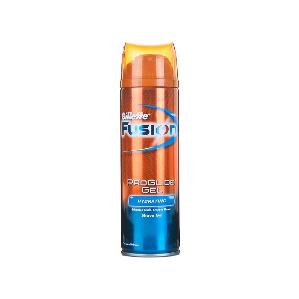 Gillette Fusion ProGlide Hydrating Shaving Gel (200 ml) - Sanadeeg