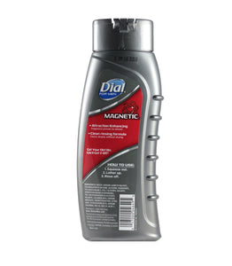 Dial Bodywash Mens Magnetic (473 ml) - Sanadeeg