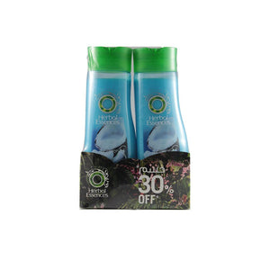 Herbal Essences Hello Hydration Moisturizing Shampoo (2 X 400 ml) - Sanadeeg