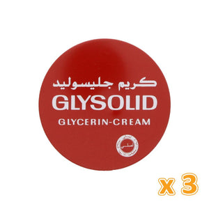 Glysolid Cream (2+1 X 80ml) - Sanadeeg