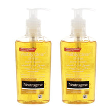 Neutrogena Visibly Clear Oil-Free Acne Wash 200 ml (2 X 200 ml) - Sanadeeg