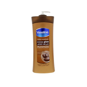 Vaseline Body Lotion Cocoa Glow (725 ml) - Sanadeeg