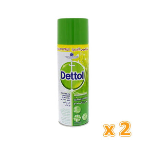 Dettol Disinfectant Spray - Morning Dew (2 X 450 ml) - Sanadeeg