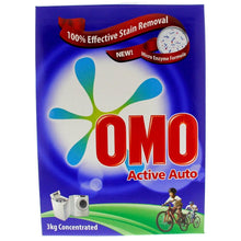 OMO Active Auto Washing Powder (2 X 3 KG) - Sanadeeg