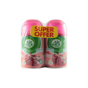 Air Wick Refills Midnight Rose (2 X 250 ml) - Sanadeeg