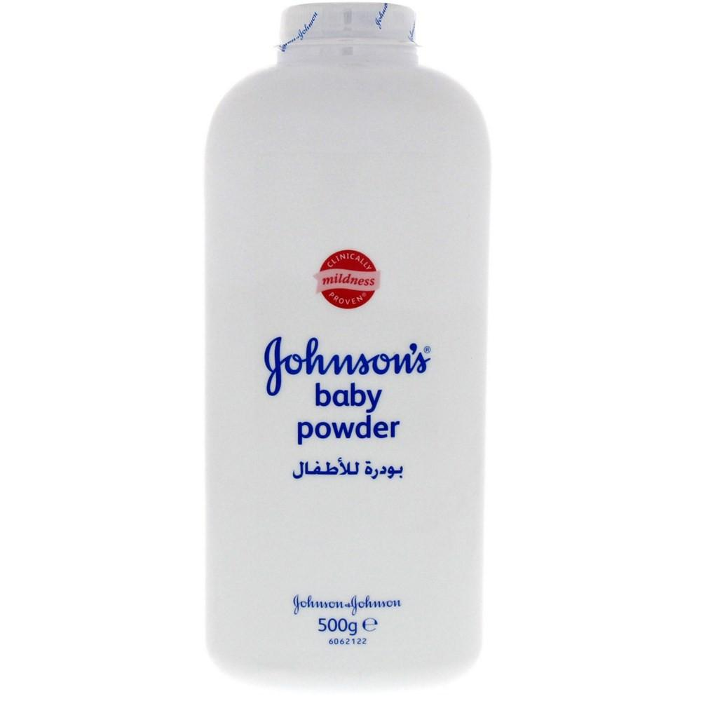 Johnson's Baby Powder (500 g) - Sanadeeg