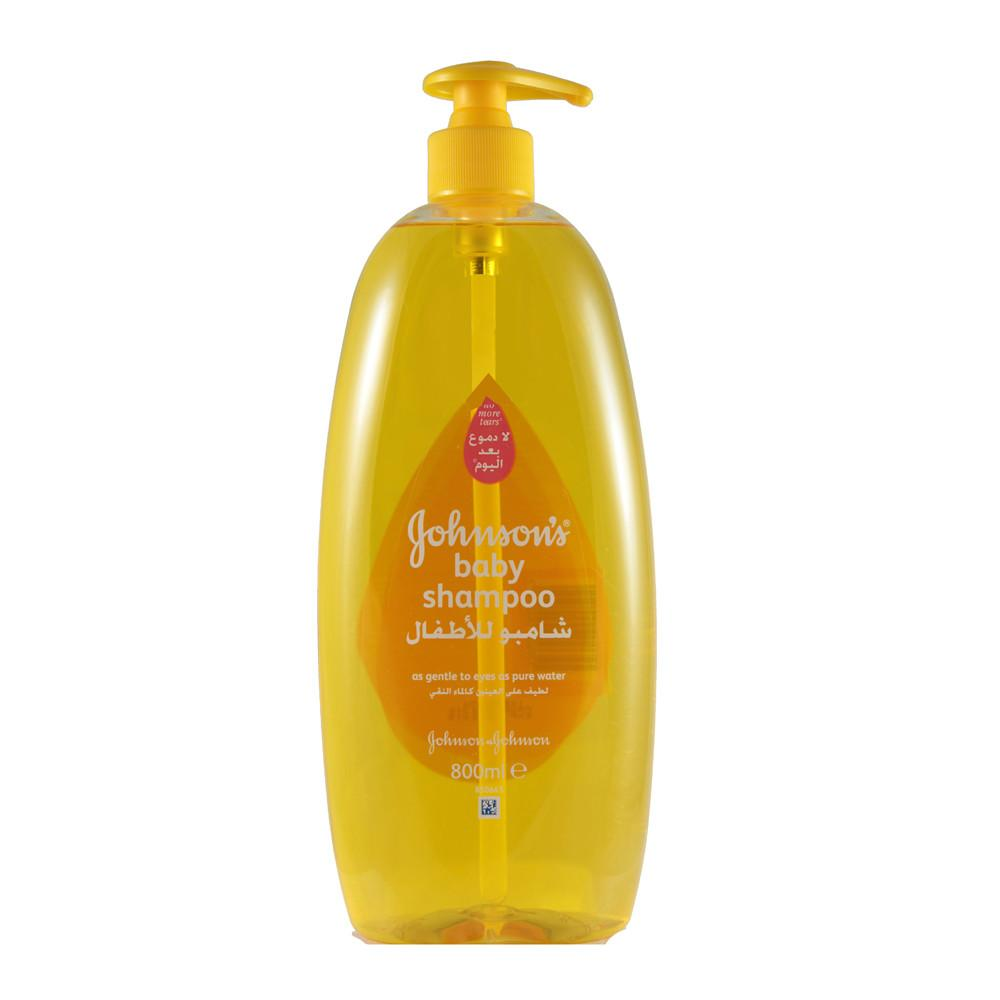 Johnson's Baby Shampoo (800 ml) - Sanadeeg