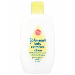 Johnson's Baby ExtraCare Lotion (500 ml) - Sanadeeg
