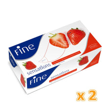 Fine Sensations Facial Tissues - Assorted 2 Ply (6 X 150 sheets) - Sanadeeg