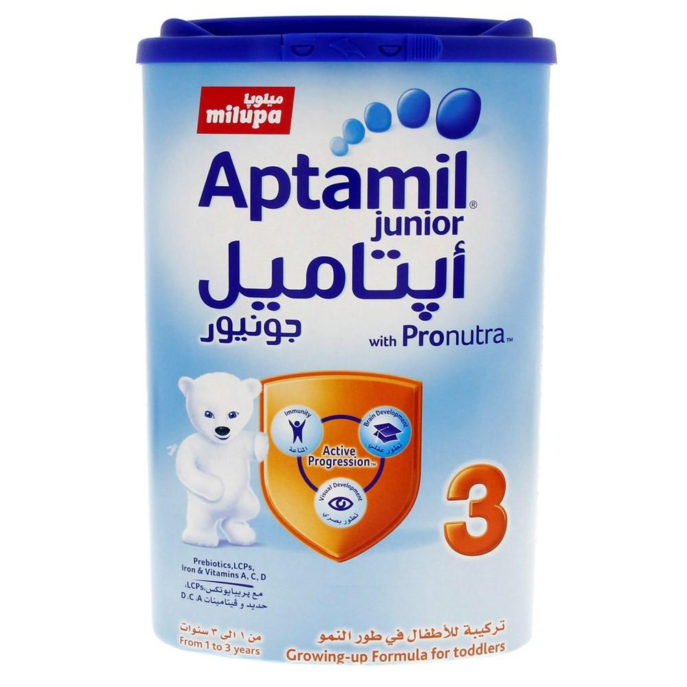 Milupa Aptamil Junior Pronutra 3 (900 gm) - Sanadeeg