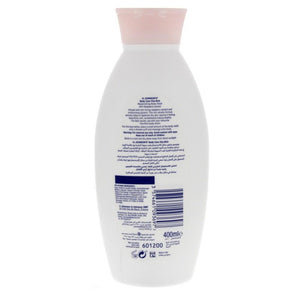 Johnson's Body Care Vita Rich Smoothing Body Wash With Raspberry Extract (2 x 400 ml) - Sanadeeg