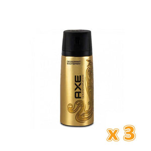 Axe Gold Temptation Deodorant  (3 x 150ML) - Sanadeeg