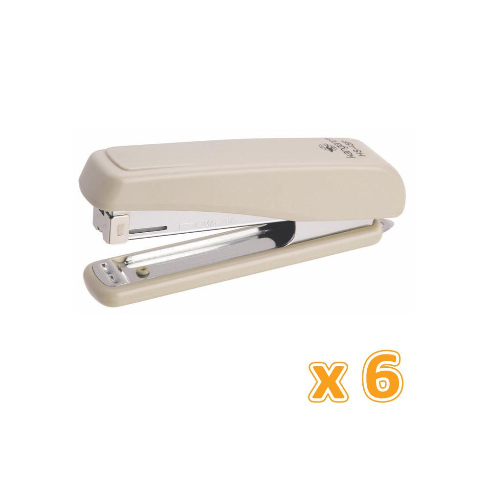 Kangaro Stapler Metal Body 26/6 (1 X 6 Pcs) - Sanadeeg