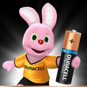 Duracell Ultra Power AA Alkaline Batteries  (24 Batteries) - Sanadeeg