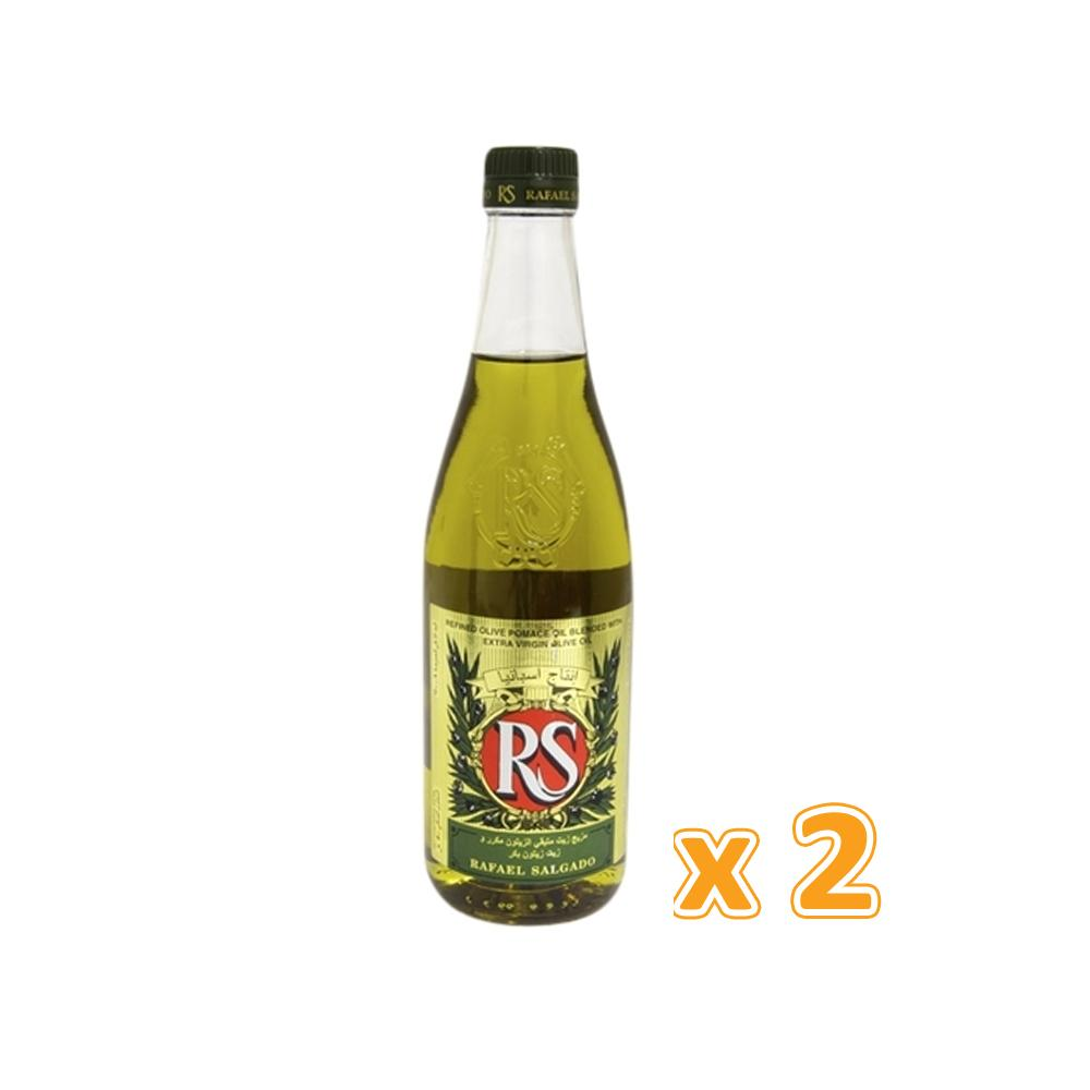 RS Blended Pomace Olive Oil (2 x 500 ML)