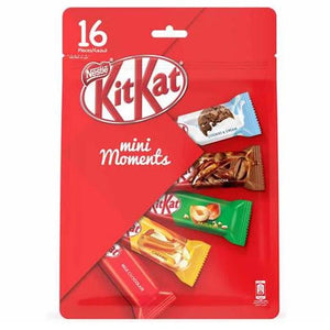 Nestle KitKat Mini Moments Chocolate Bag 272.5g