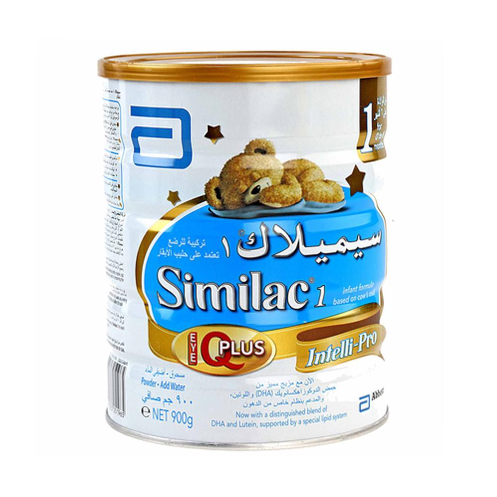 Similac 1 Intelli Pro Infant Formula 0 to 6 Months (900 gm)