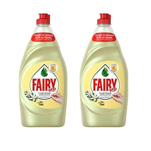 Fairy Liquid Lemon Blossom Dishwasher(2 x 750 ml)