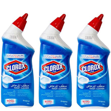 Clorox Toilet Cleaner Orginal ( 3 x 709 ml)