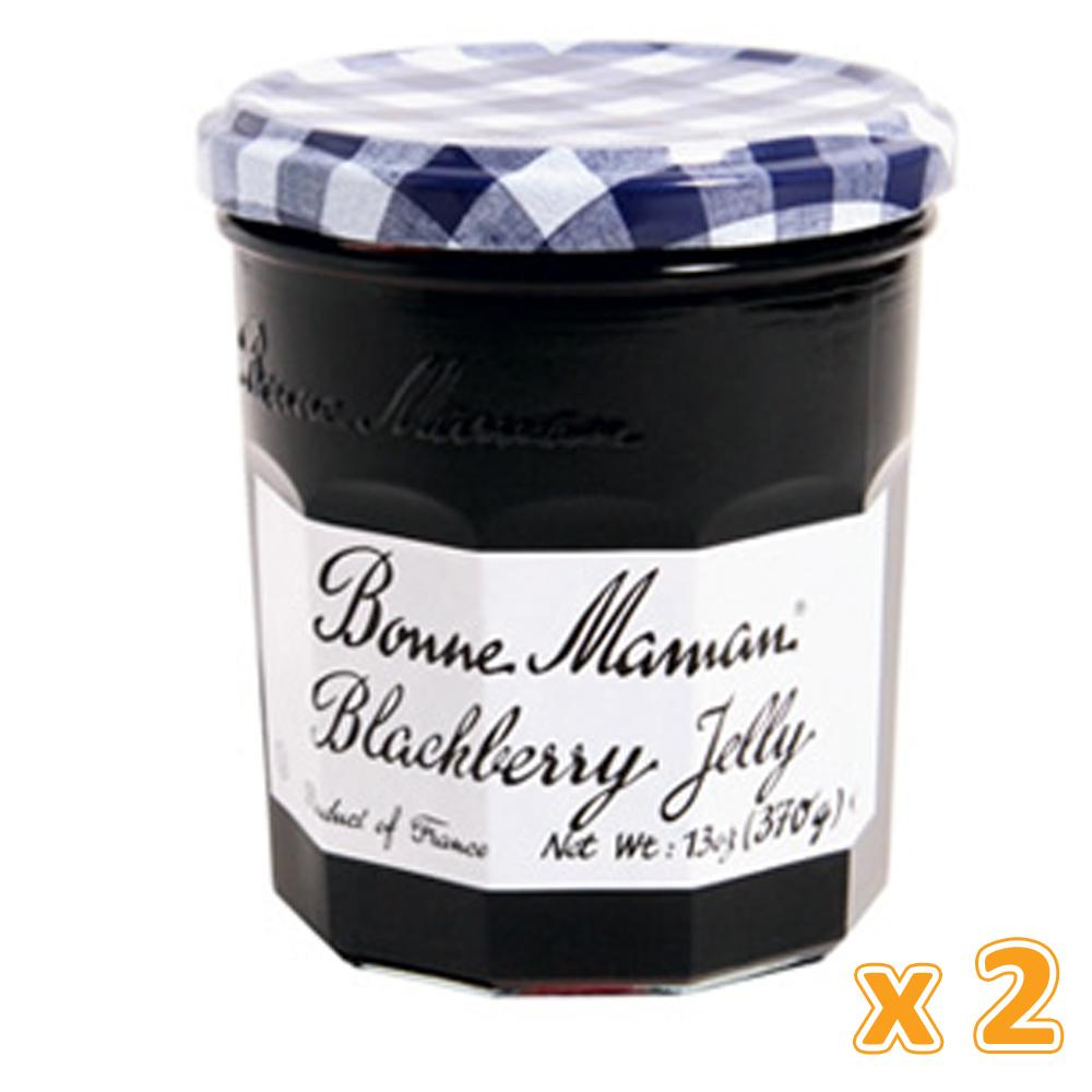 Andros Bonne Maman BlackBerry Jelly (2 x 370 Gm) - Sanadeeg