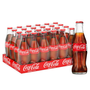 Coca Cola Original Glass Bottle (24 x 290 ml) - Sanadeeg
