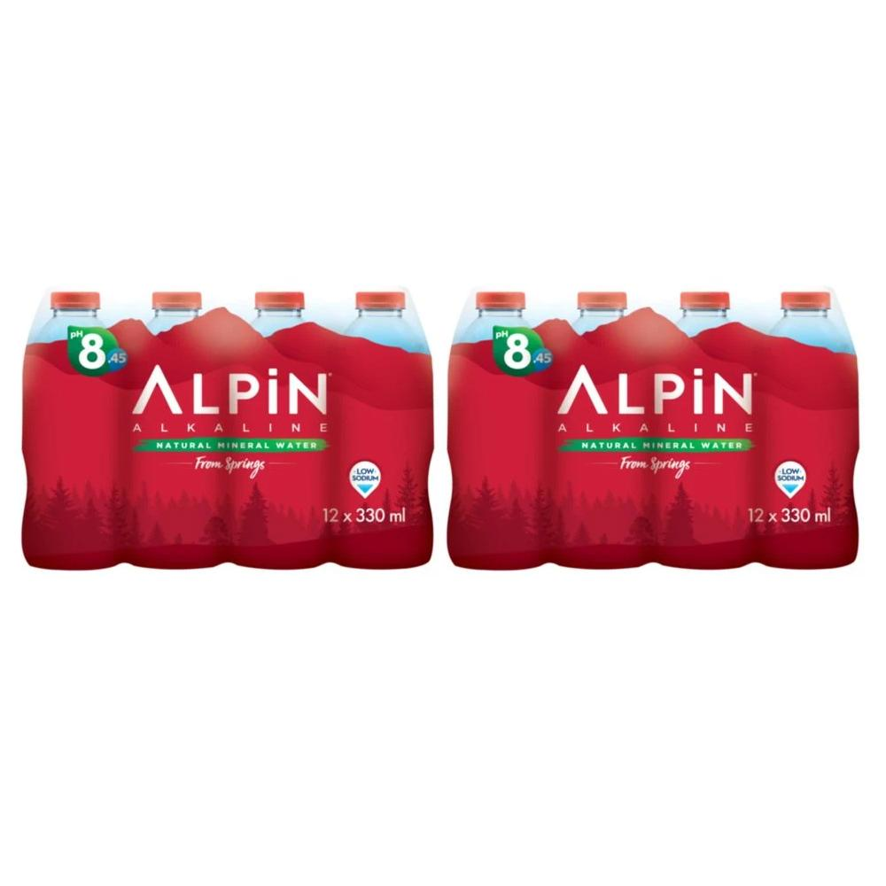 Alpin Spring Water 330 ml ( 24 x 330 ml)