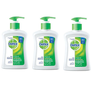 Dettol Original Handwash (3 X 200 ml)