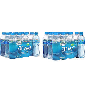 Arwa Drinking Water (24 x 500 ml)