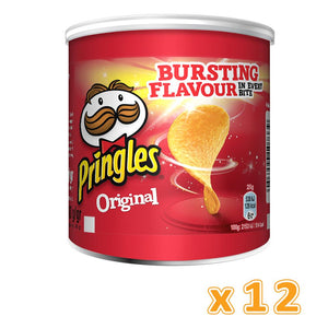 Pringles Original Chips (12 x 40 Gm) - Sanadeeg