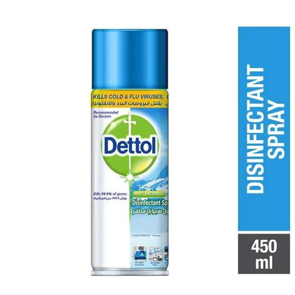 Dettol Disinfectant Spray - Crisp Linen (450 ml)
