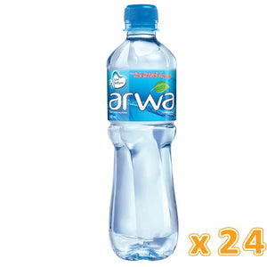 Arwa Drinking Water (24 x 500 ml) - Sanadeeg