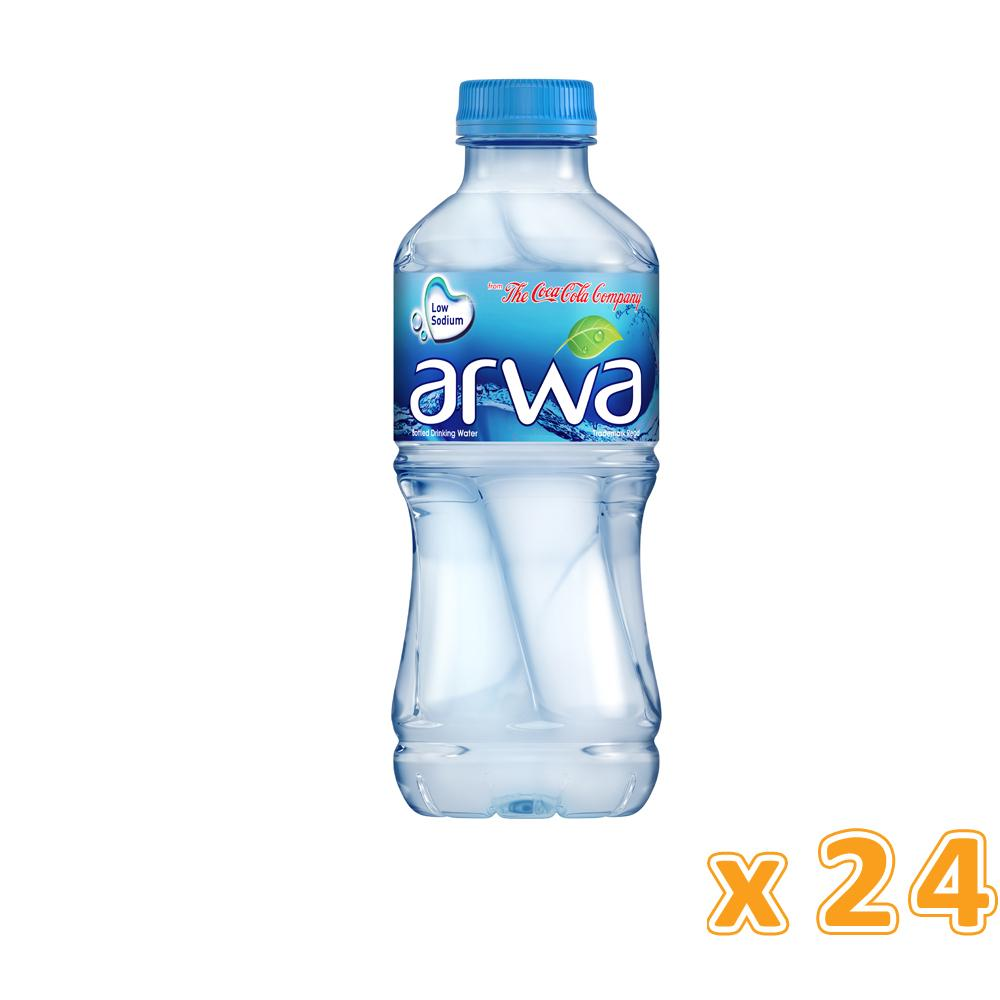 Arwa Drinking Water (24 x 330 ml) - Sanadeeg