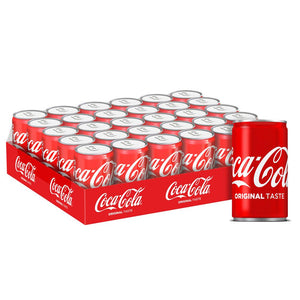Coca-Cola Original Can (30 x 150 ml) - Sanadeeg