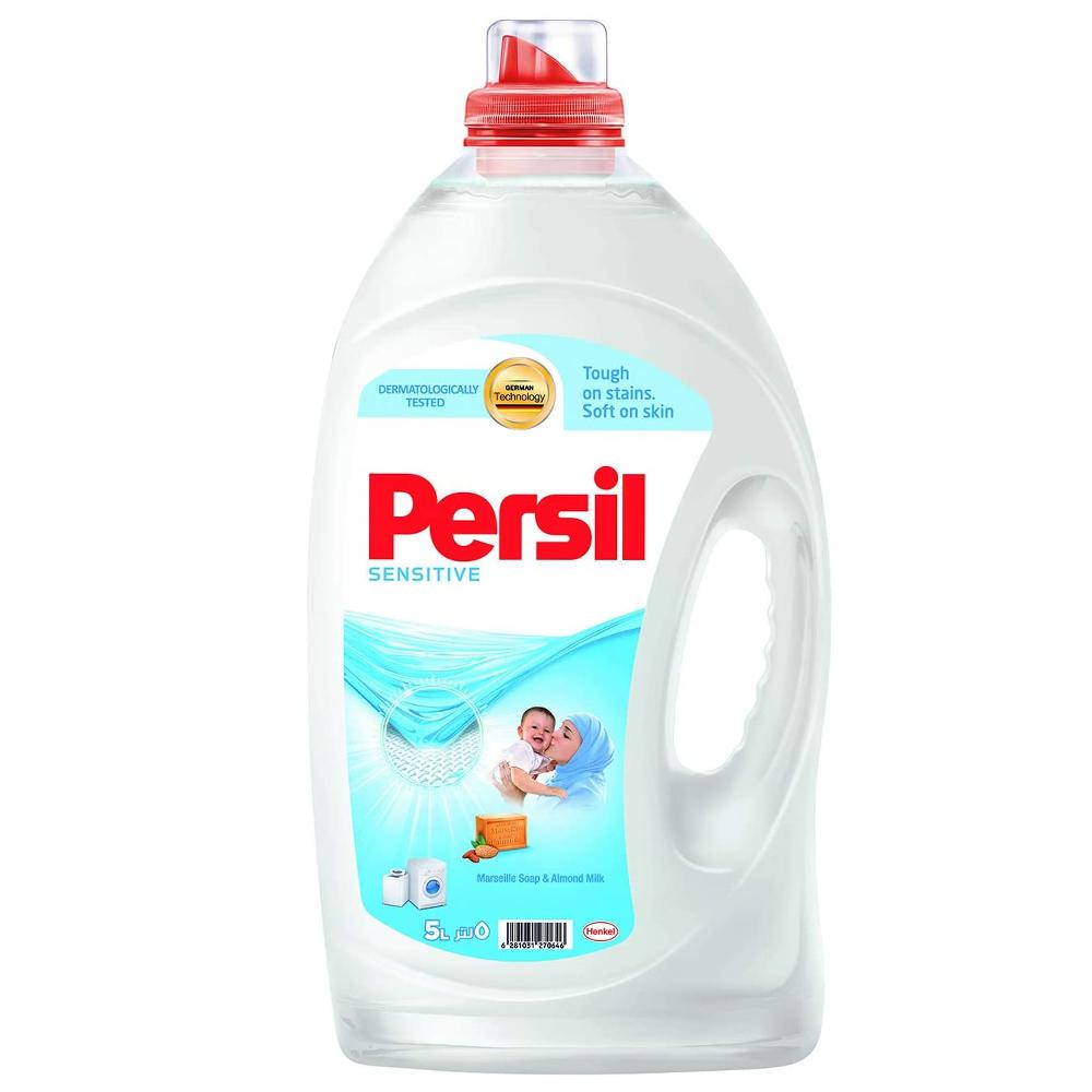 Persil Sensitive Automatic Liquid Detergent (5 L)