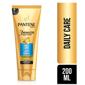 Pantene Pro-V 3 Minute Daily Care Conditioner + Mask (200 ML) - Sanadeeg