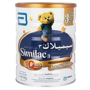 Similac Gain Plus Intelli Pro 1 to 3 Years (900 gm)