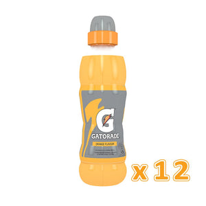 Gatorade Orange Bottle (12 x 500 ml)