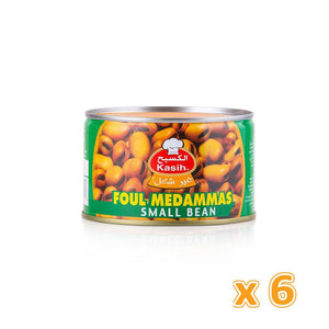 Kasih Foul Medammas-Small Bean ( 6 X 400 Gm )