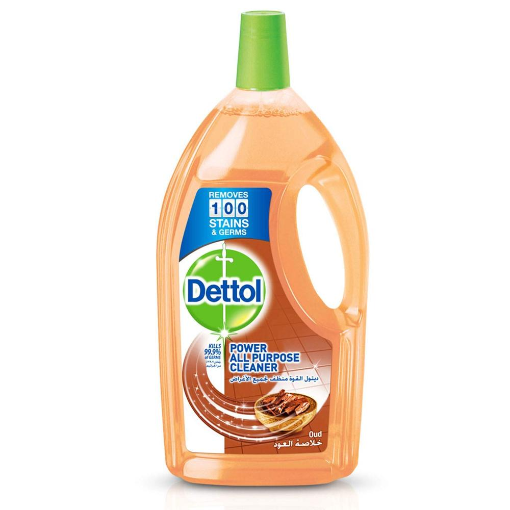 Dettol Oud Healthy Home All- Purpose Cleaner 1.8L