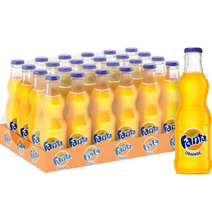 Fanta Orange Bottle (24 x 290 ml) - Sanadeeg