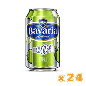 Bavaria Non Alcoholic Regural  Can ( 24 x 330 ML) - Sanadeeg