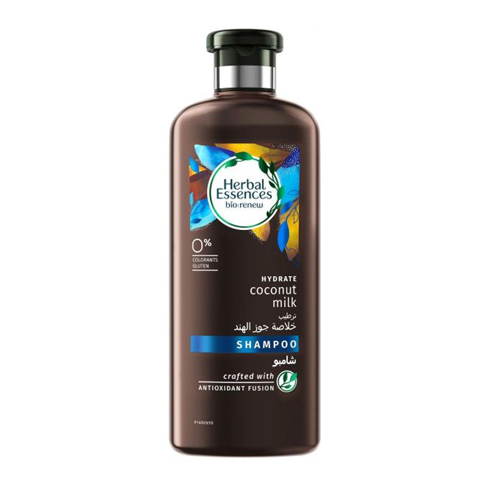 Herbal Essences Coconut Milk Shampoo ( 400 ml ) - Sanadeeg